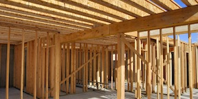 Home Construction Diary: Floor Joists/Clean Construction Site