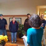 Griffis Blessing Volunteer Day 7