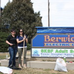 Griffis Blessing Volunteer Day 20